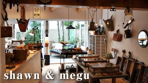 shawn & megu (ショーン アンド メグ)