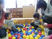 1、2歳児のためのプレアトリエ講座 開催